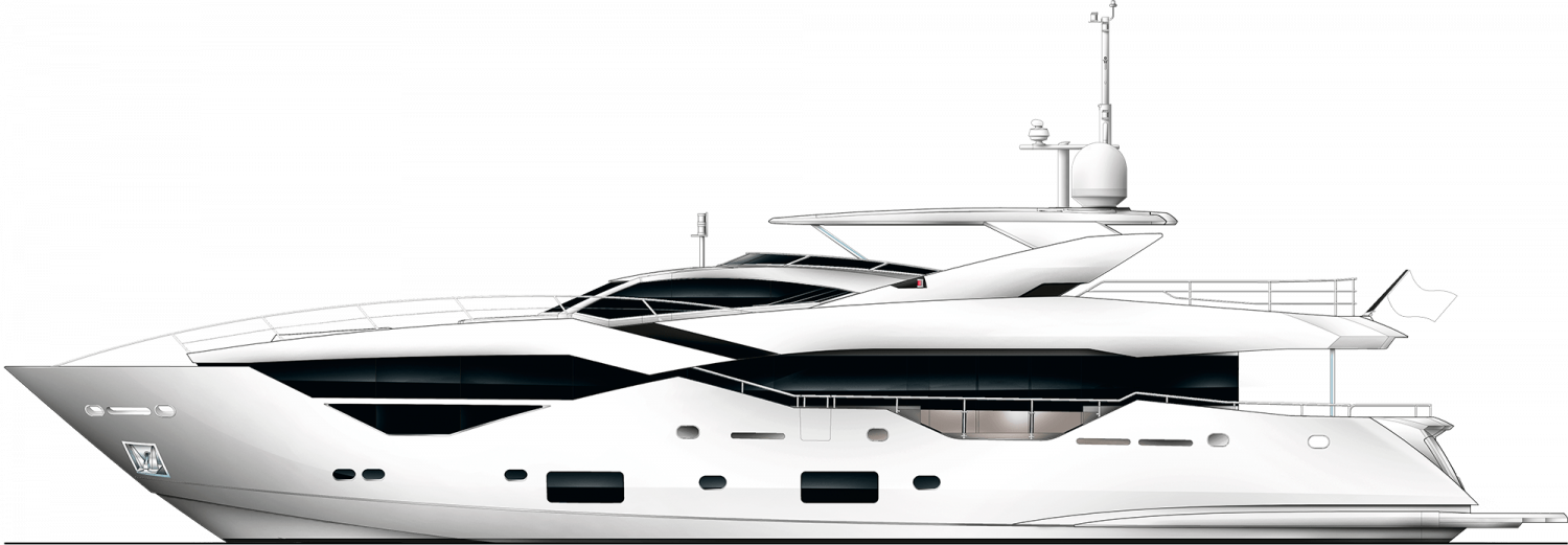 Yacht png catamaran. Sunseeker the ultimate luxury