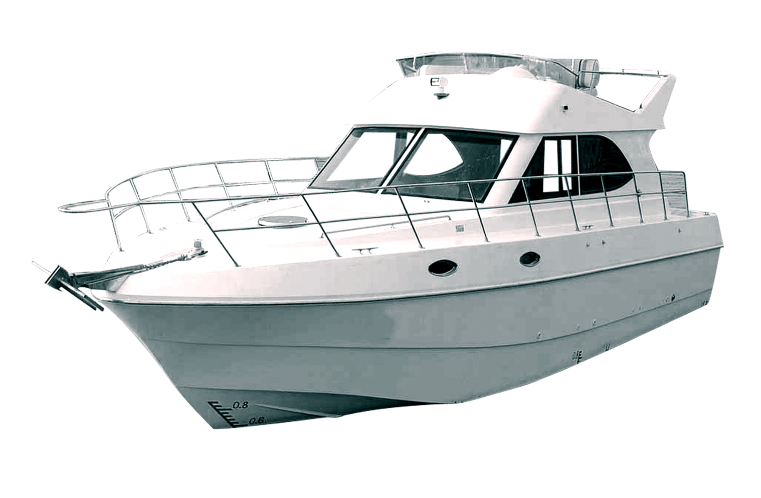 Luxury boat icon high. Yacht png water transportation jpg freeuse stock