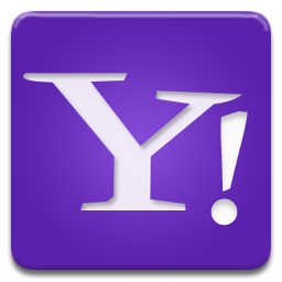 Yahoo news png icon. Mail save format free