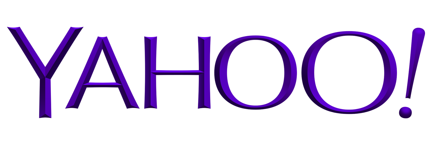 Yahoo news png icon. Logo transparent background famous