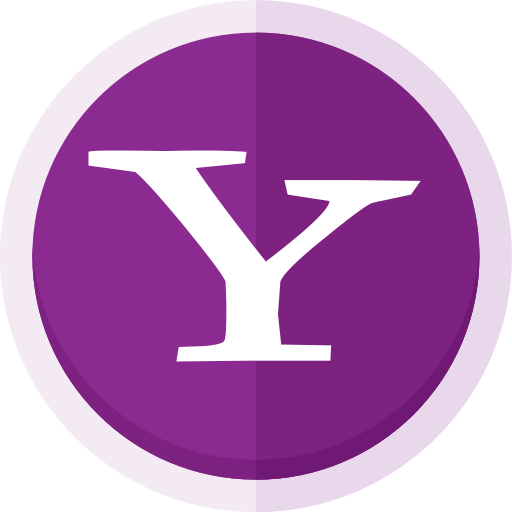 Yahoo news png icon. Ultimate social by one