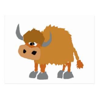 Yak clipart trainer. Pencil and in color
