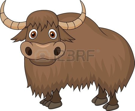 Yak clipart tree. Best yaks images
