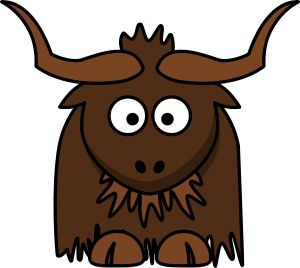 Yak clipart yack. Best images on