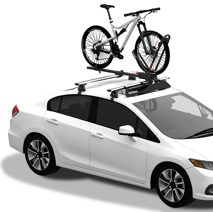 Yakima clip roof rack. How to fit a