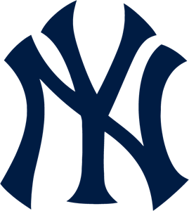Model vector clipart. New york yankees logo