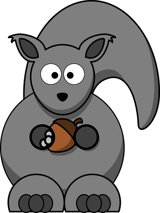 Squirrel with arms out png. Homemade food if you