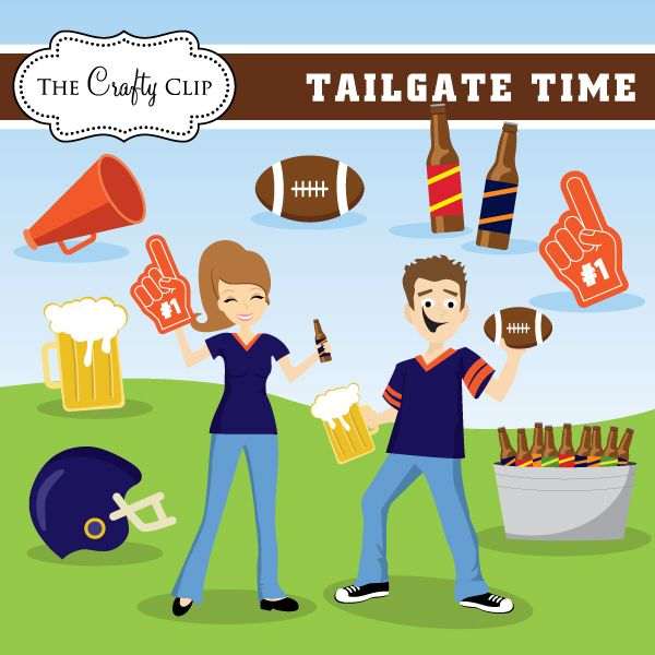 Yard clipart football tailgate. Best tailgating western