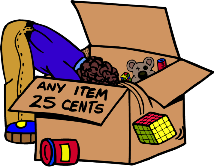 Yard sale items png. Free home stuff cliparts