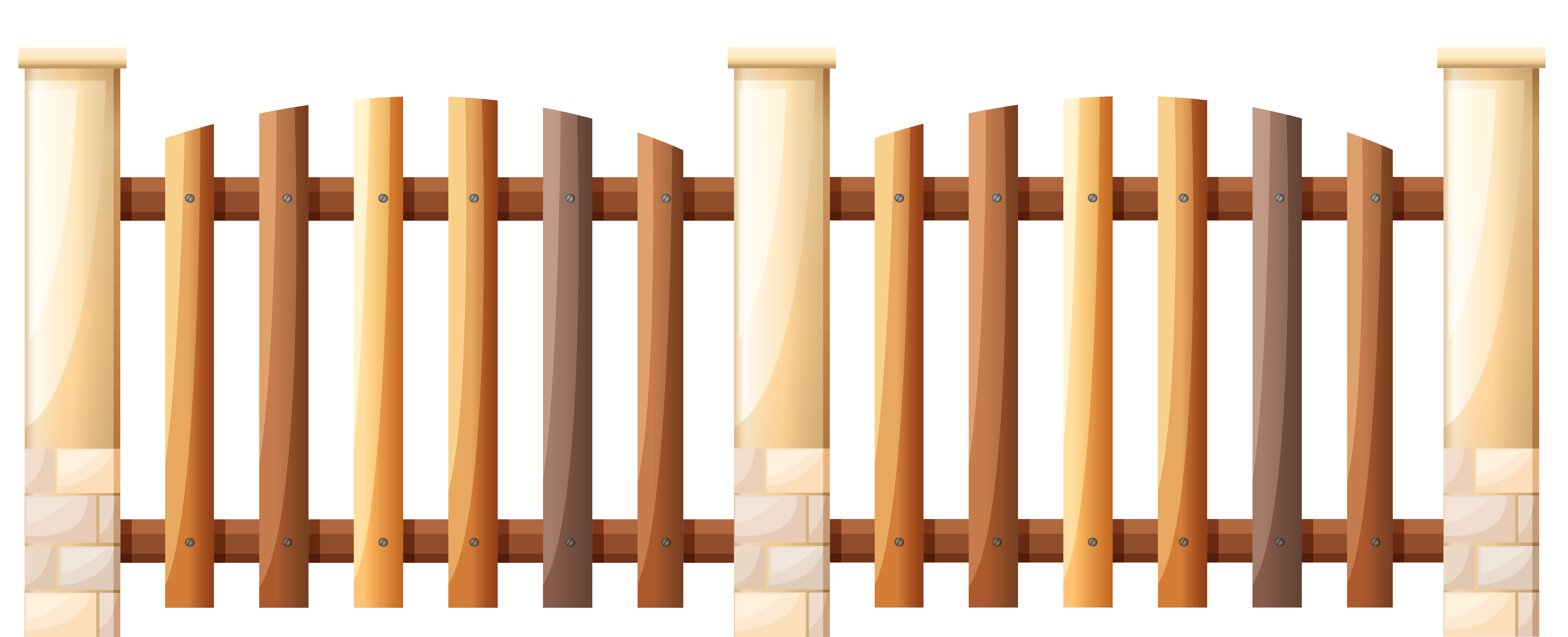 Yard clipart transparent. Wooden fence png gallery