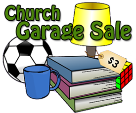 Yard sale items png. Bring garage donations starting