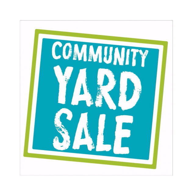 Yard sale sign png. Teeswater community wide municipality
