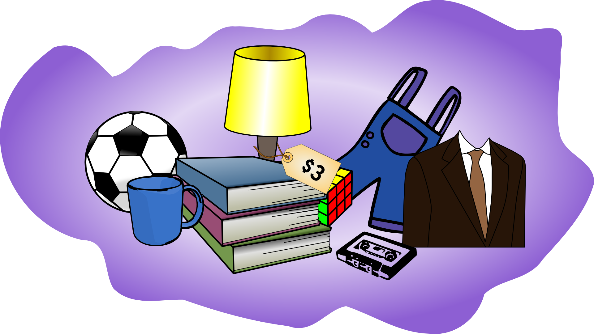 Yard sale png. Host a for financial