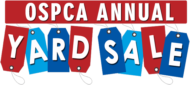 Yard sale png. Oromocto and area spca
