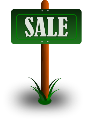 Yard sale sign png. In household html download