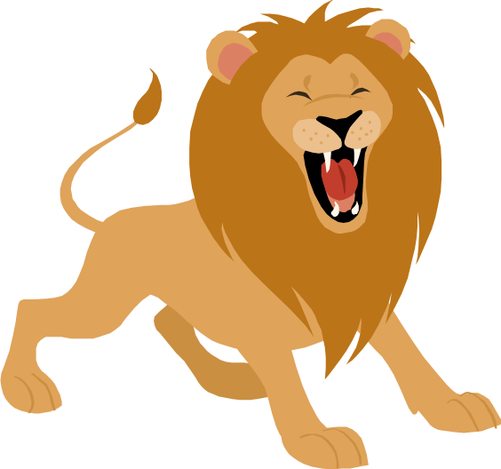 Yawn clipart toothache. Free cartoon lion cliparts