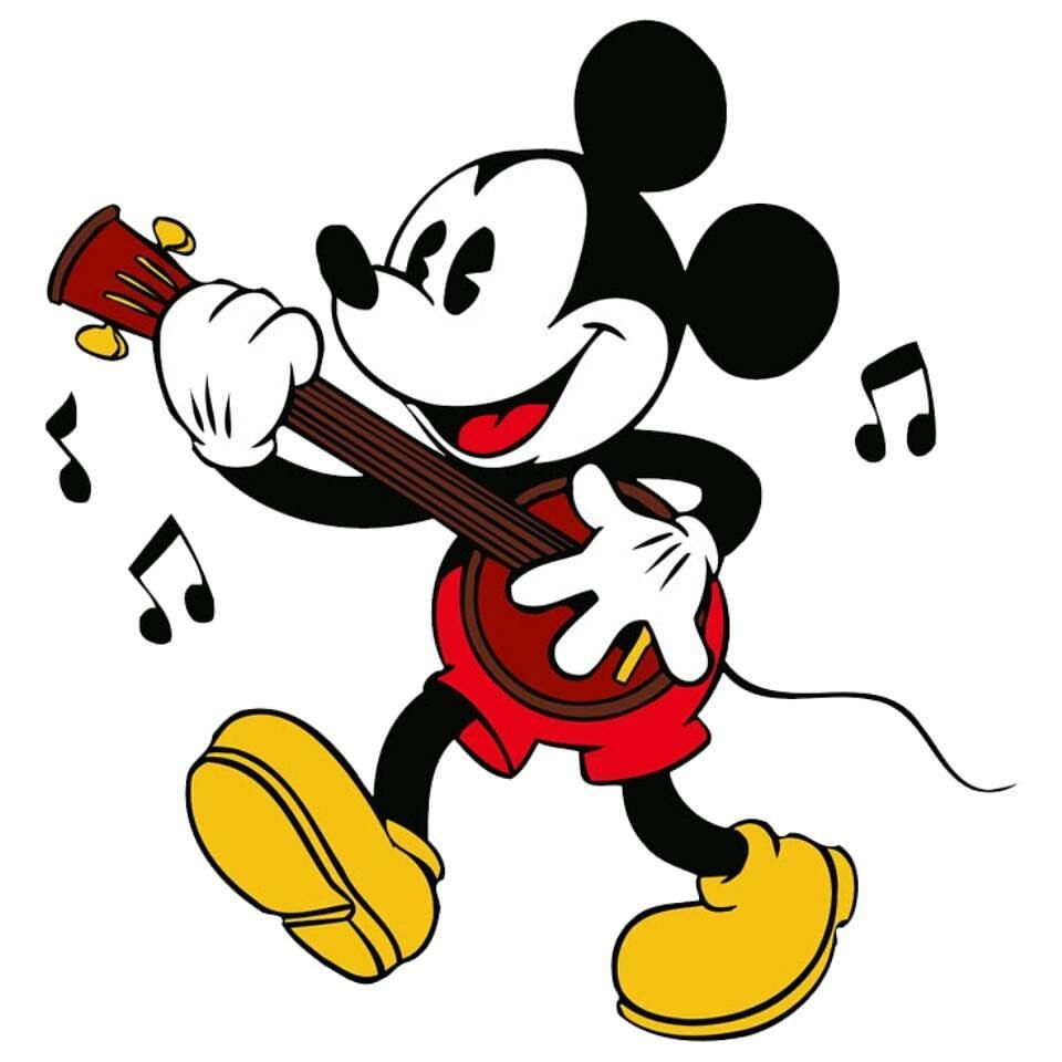 Yay clipart mickey mouse. Tomorrow is friday mickeymouse