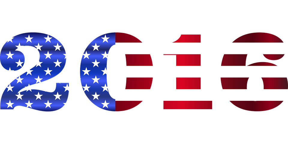 Year 2016 png. United states hd transparent