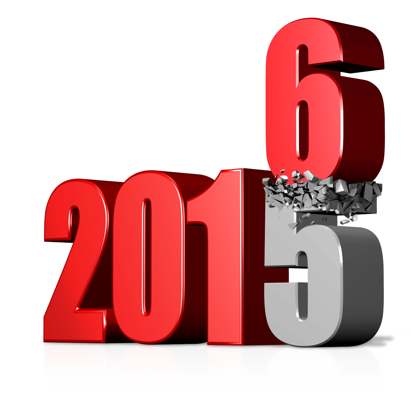 Year 2016 png. Closings today will be