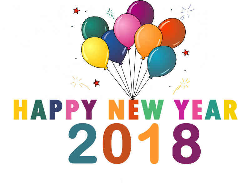 Year clipart 2018clipart. Happy new iosmusic org