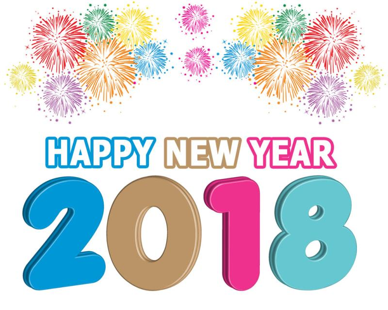 Year clipart 2018clipart. New hubpicture pin