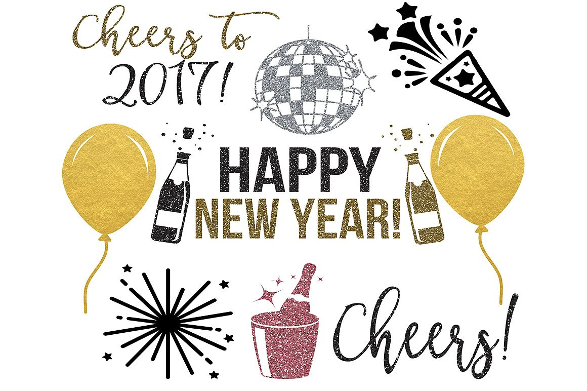Year clipart new year. Pictures transitionsfv years png