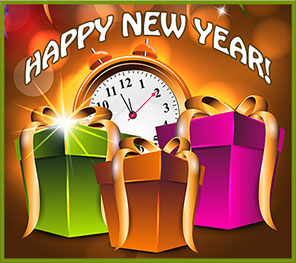 Year clipart new year. Free animated clip art