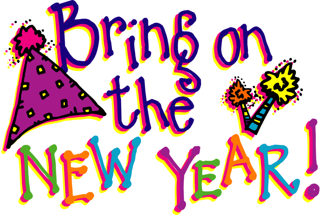 Year clipart new years eve. Free desktop backgrounds happy