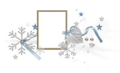 Years clipart winter. Png frames new year