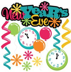 Year eve clipart eve party. News s