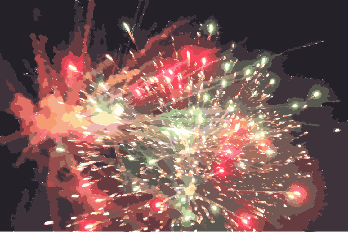 Year eve clipart fireworks. New s computer icons