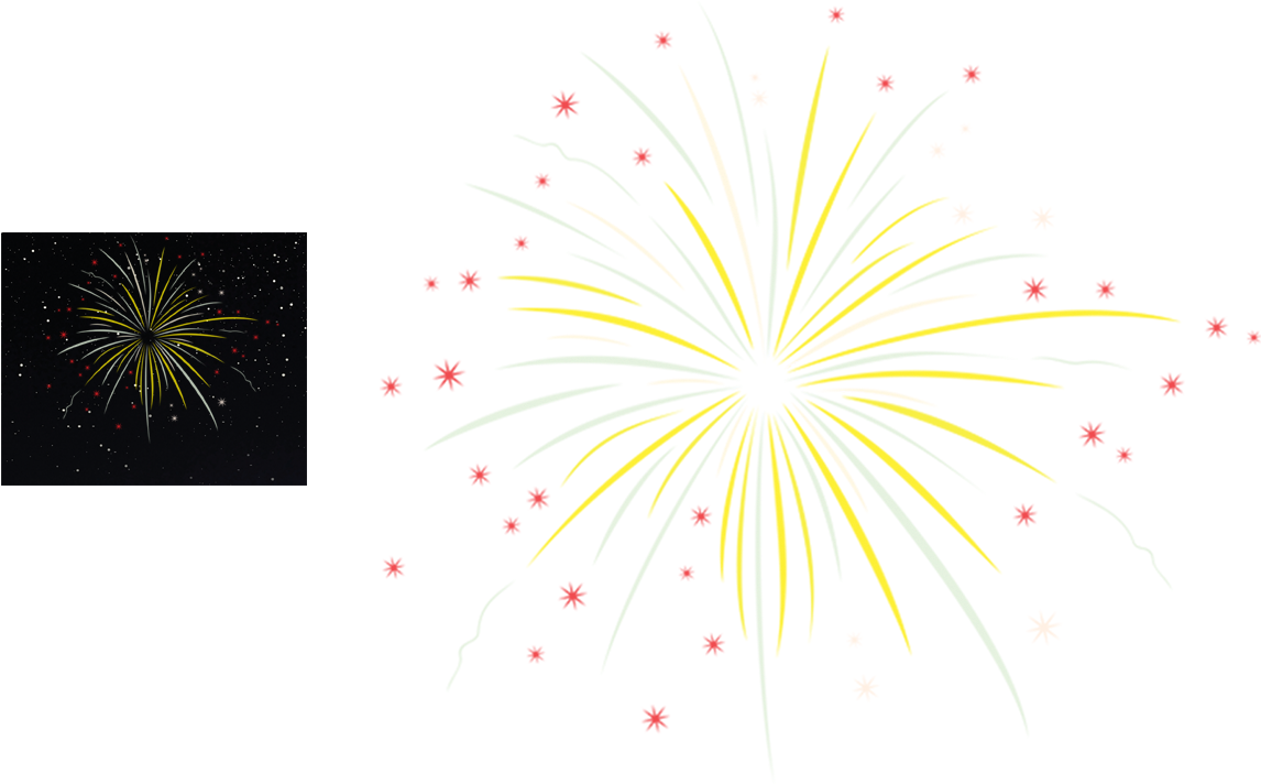 Year eve clipart fireworks. Download hd new png