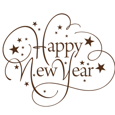 Year eve clipart transparent. New s decoration png