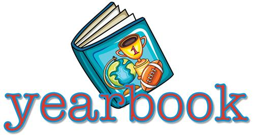 Junior senior high school. Yearbook clipart jpg