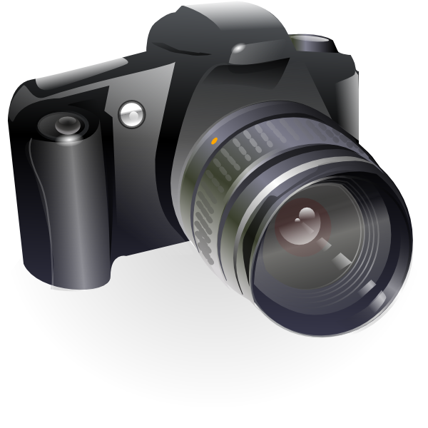 Yearbook clipart canon camera. Free slr cliparts download
