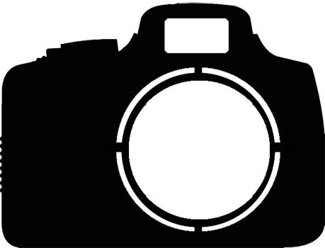 Free shape by cameo. Yearbook clipart fancy camera picture freeuse stock
