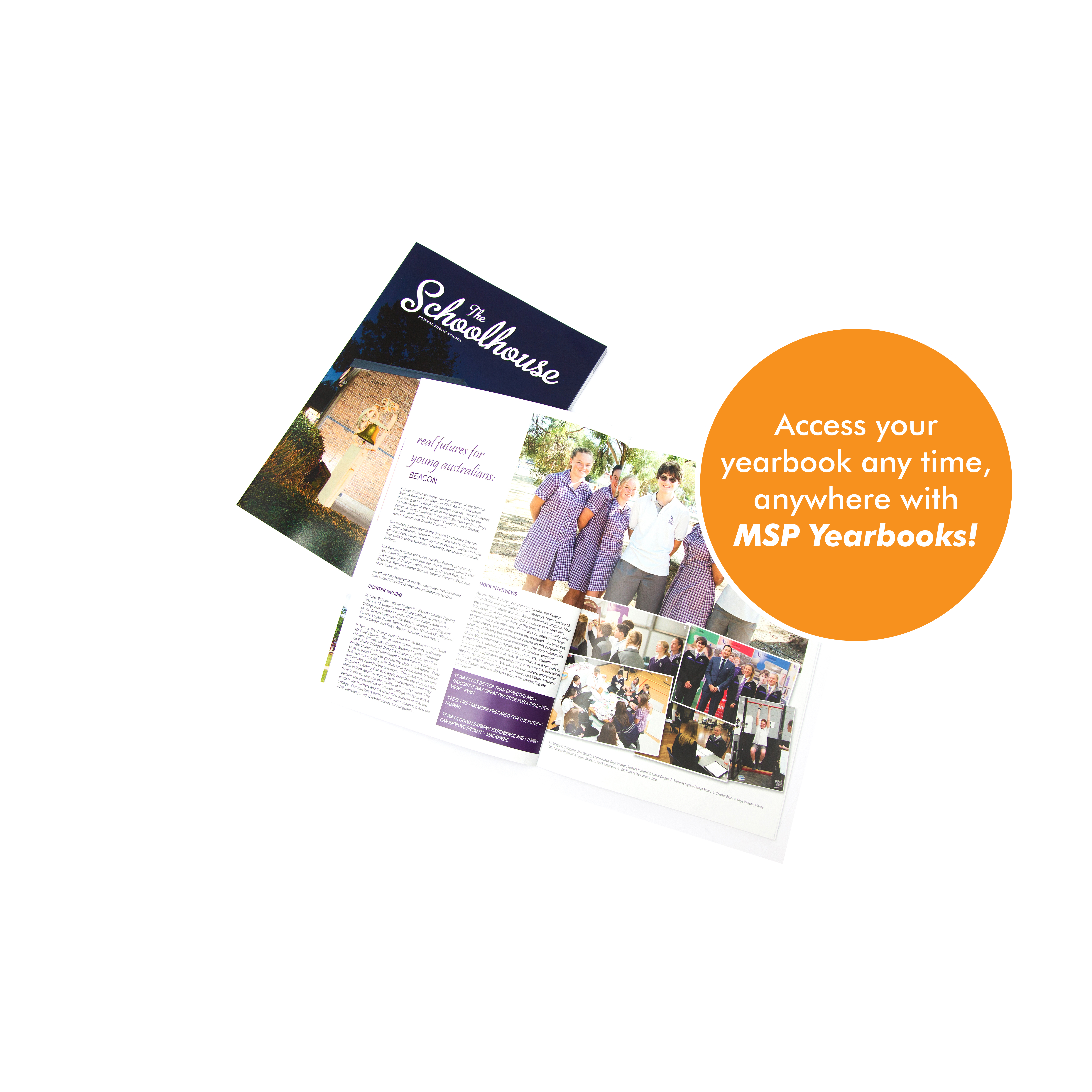Yearbook clipart generic. Msp yearbooks products