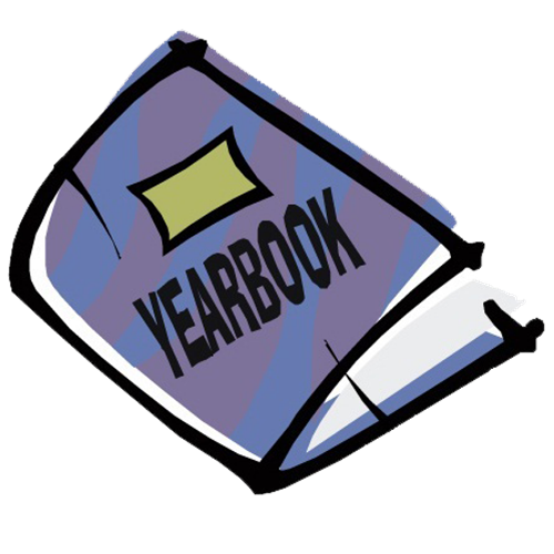 Yearbook clipart information book. Order your here how