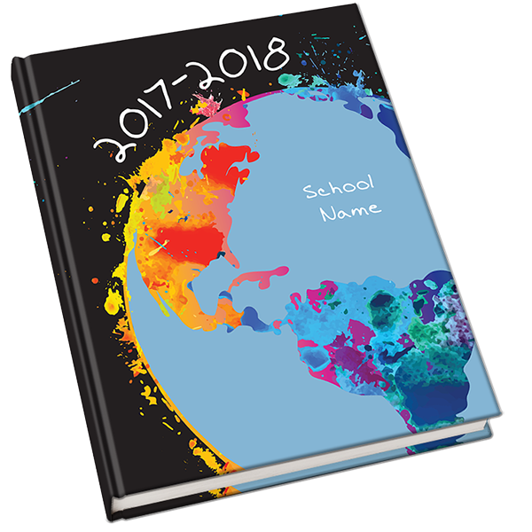 Yearbook clipart information book. Swatches cover