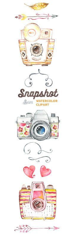 Yearbook clipart snapshot camera. Best art images