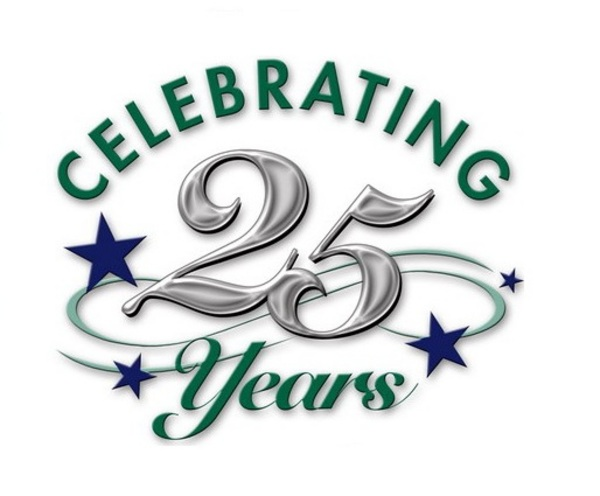 Years clipart. Celebrating
