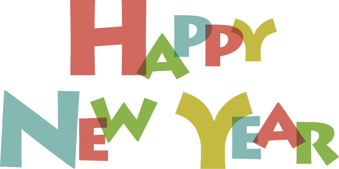 Years clipart. Happy new wish you