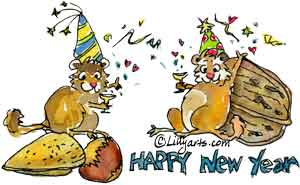 Years clipart cartoon. New of cute images