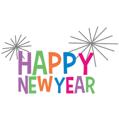 Years clipart decoration. New year s eve
