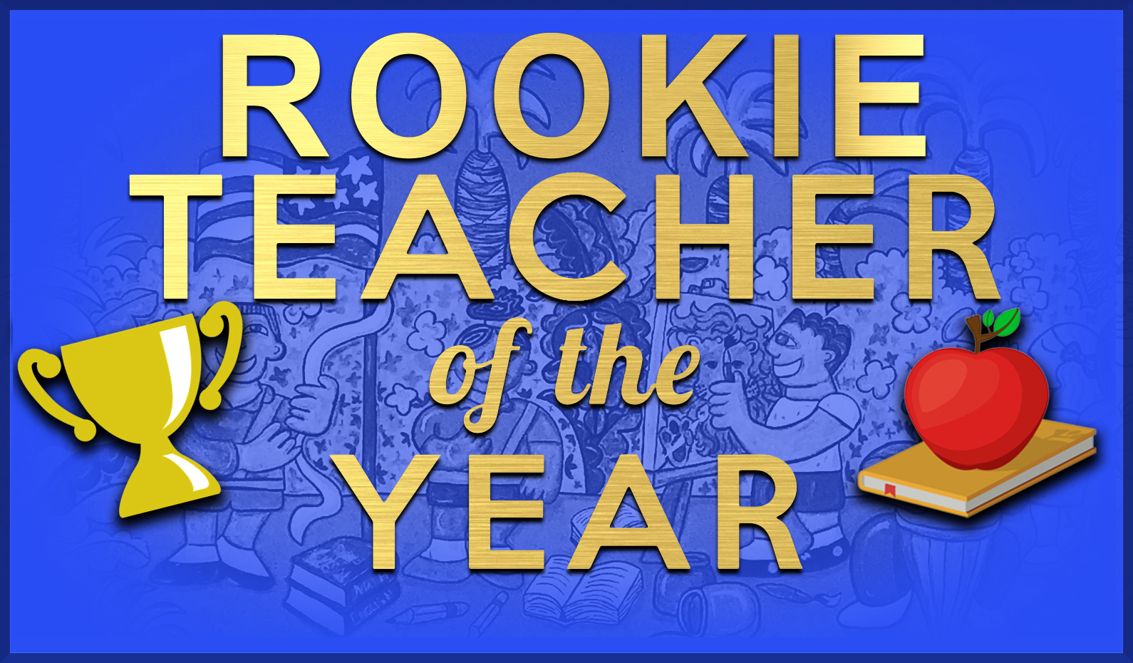 Years clipart rookie the. Last day to apply