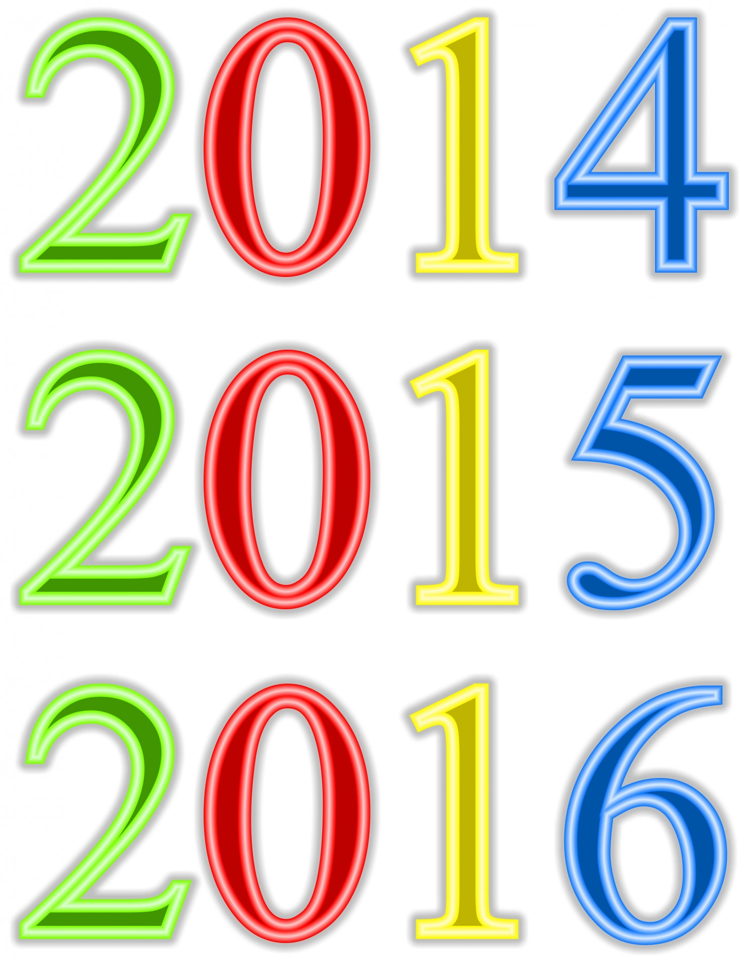 Years clipart. New year clip art