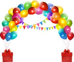Years free clipart balloons. Christmas clip art pictures
