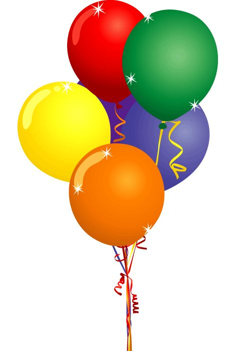 Years free clipart balloons. Best balloon clip