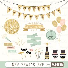 Years free clipart eve party. New year s graphics