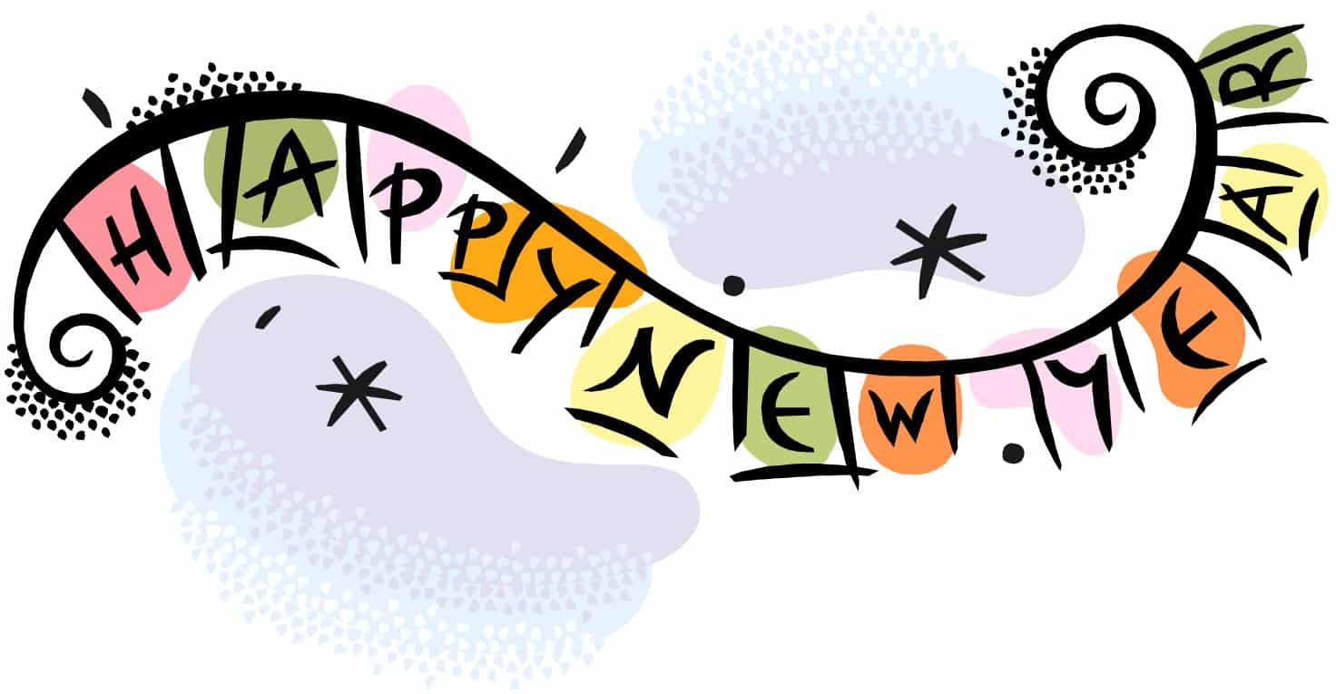 Years free clipart happy. Download new year clip